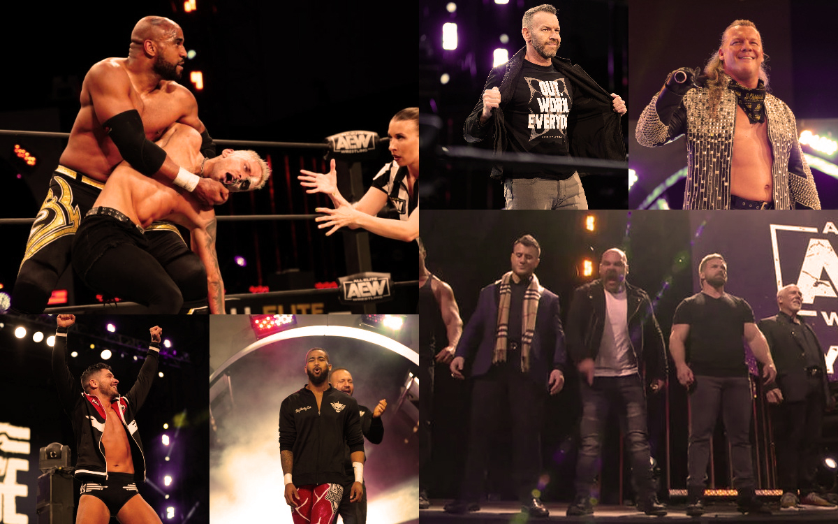Christian Cage AEW Dynamite Review
