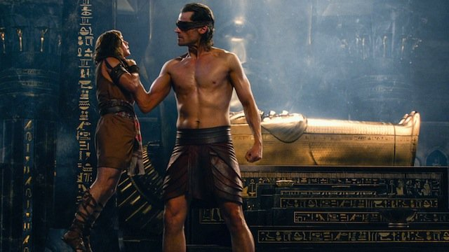 Gods of Egypt review