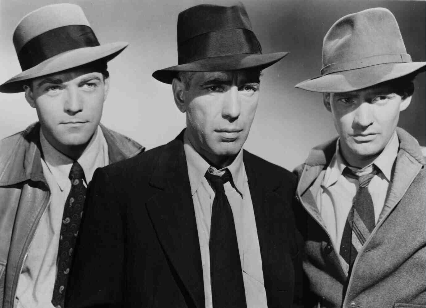 High Sierra 1941 film noir review