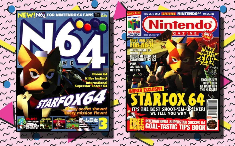 Nintendo N64 Magazine