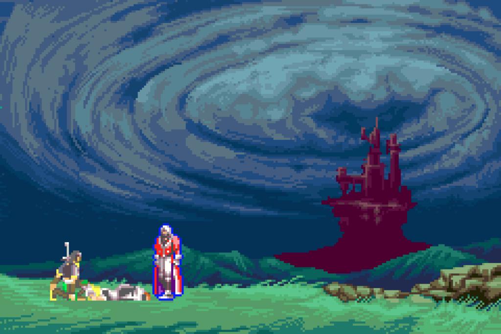 HoD Ending Screenshot by Renan Fontes