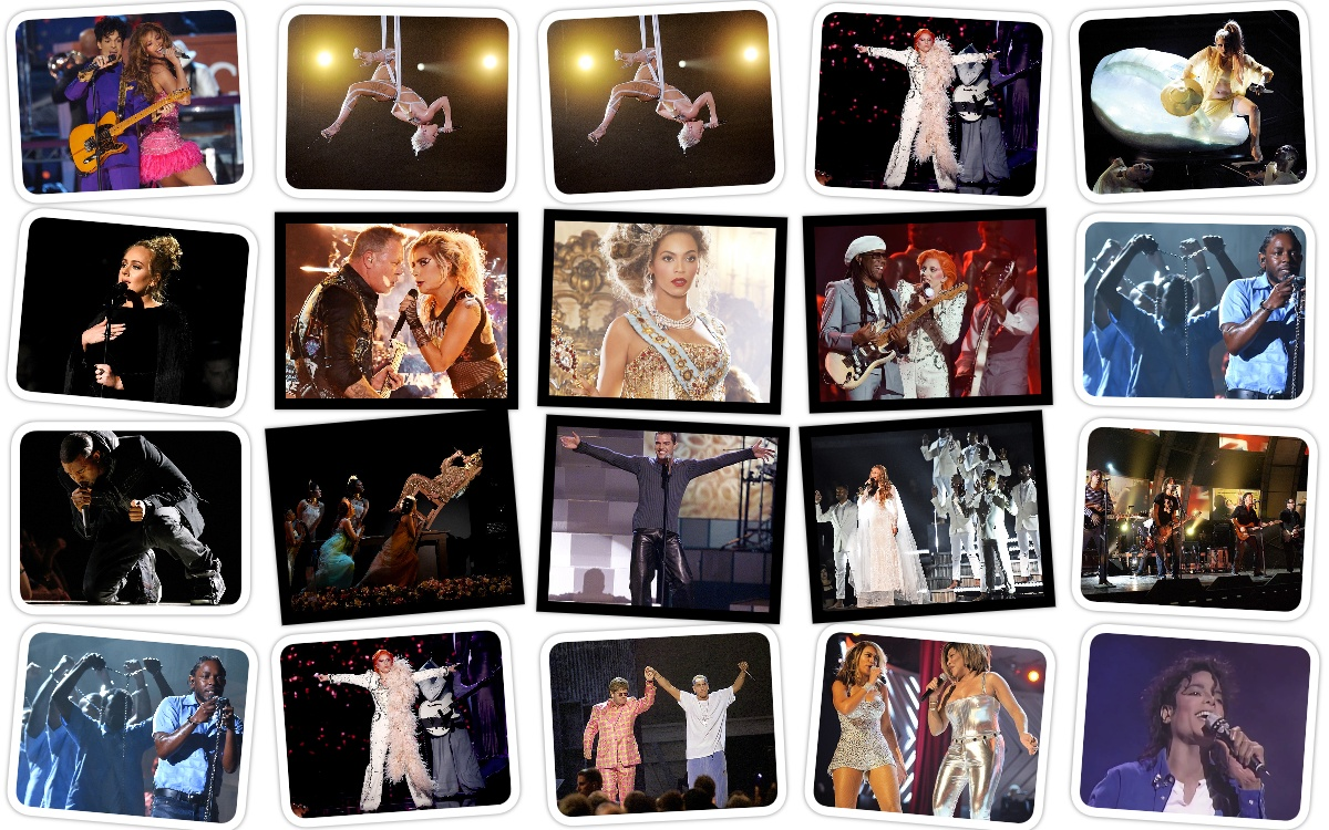 Greatest Grammy Performances of all Time
