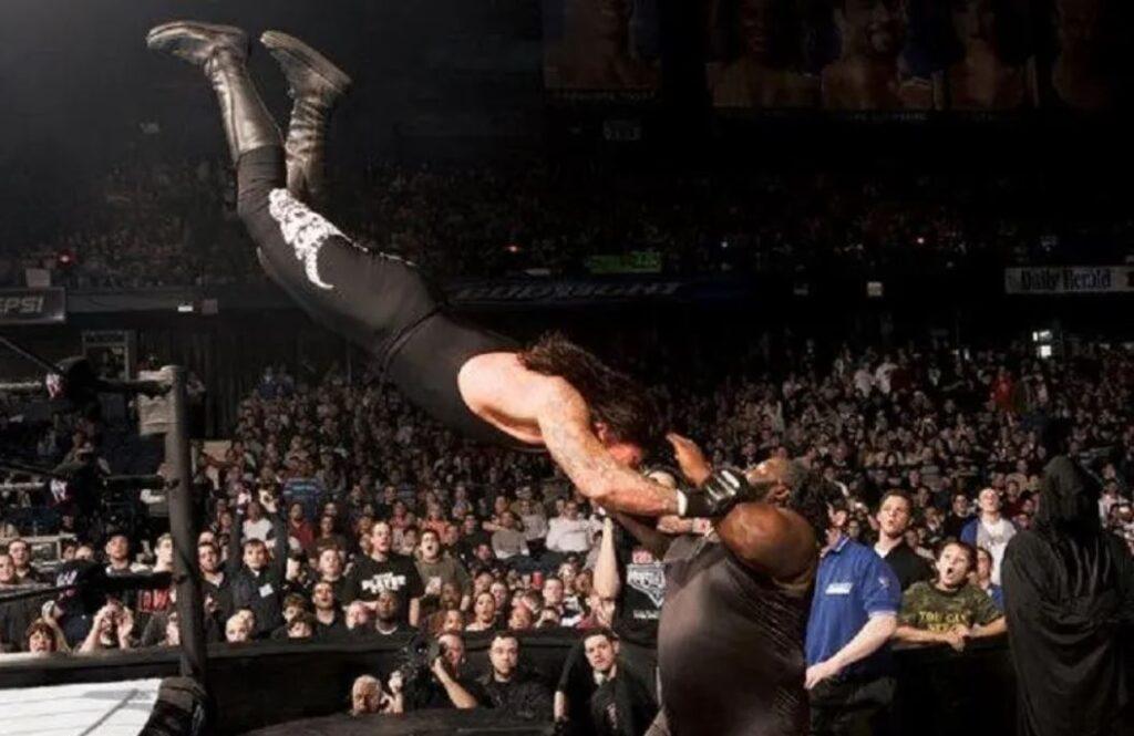 Wrestlemania XXII – Mark Henry
