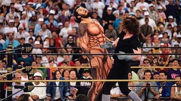 Wrestlemania IX – Giant Gonzalez