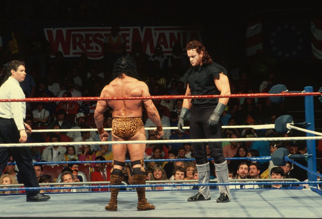 Wrestlemania VII - Jimmy Snuka