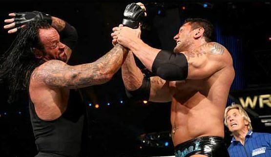 Wrestlemania XXIII – Batista