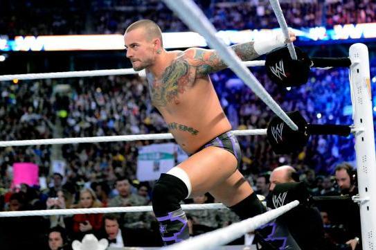 Wrestlemania XXIX – CM Punk Undertaker