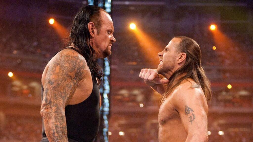 Wrestlemania XXVI – Shawn Michaels Undertaker