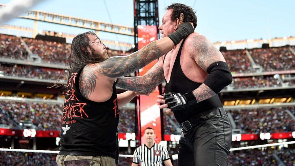 Wrestlemania XXXI – Bray Wyatt