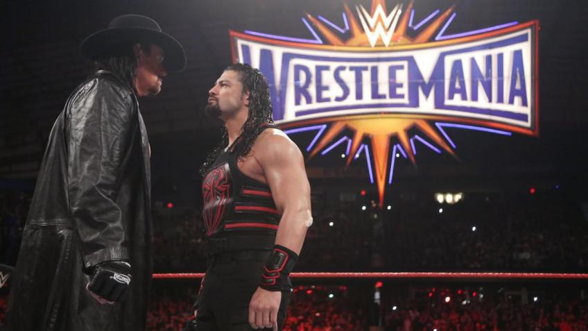 Wrestlemania XXXIII – Roman Reigns