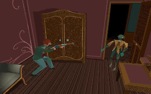 Alone in the Dark original video game