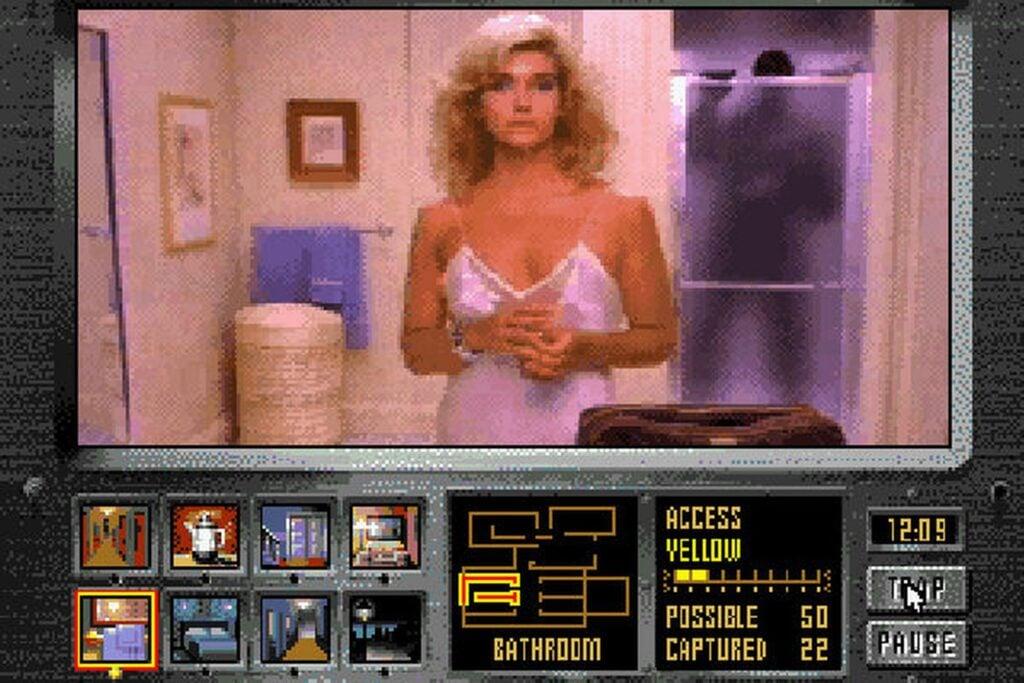 Night Trap video game