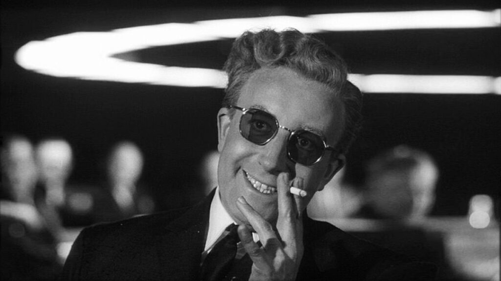 Dr. Strangelove or How I Learned to Stop Worrying and Love the Bomb