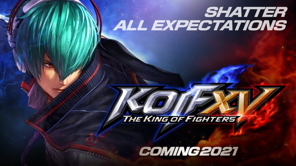King of Fighter XV