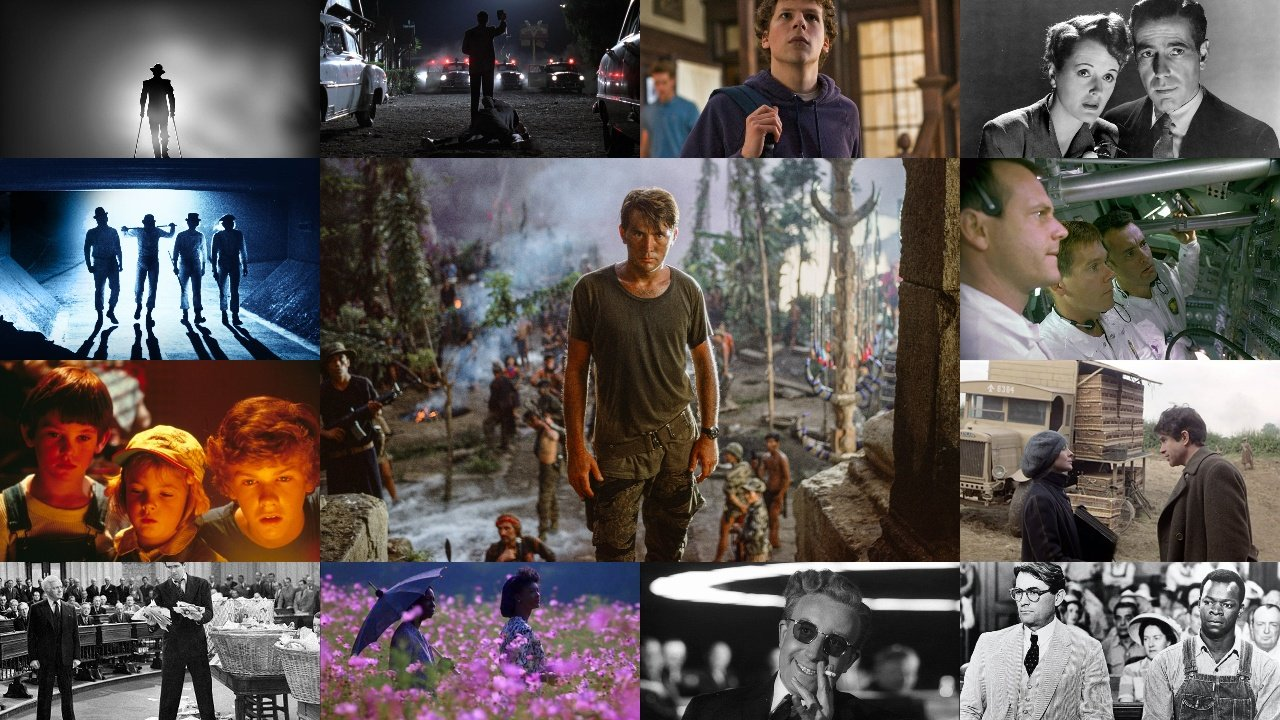 The Academy Awards: The Best Picture Losers