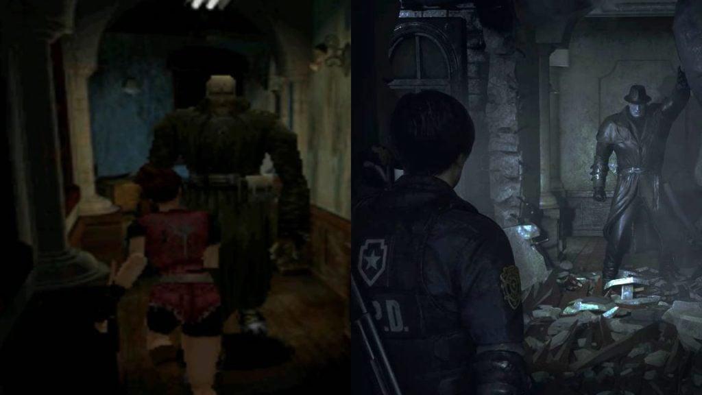 Tyrant Resident Evil 2