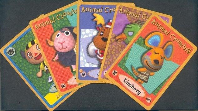 Animal Crossing Nintendo GameCube features eReader