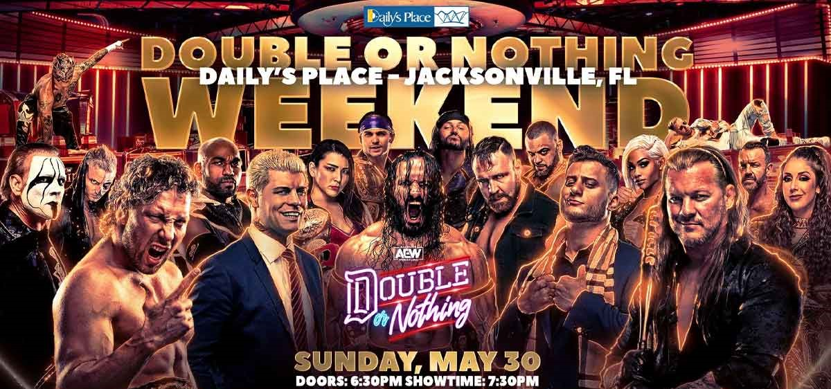 Talk AEW Podcast: Some Crazy and Wild Double Or Nothing Predictions