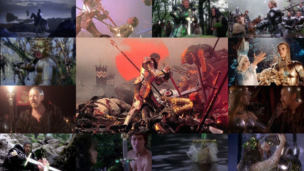 Excalibur 1981 Movie Review