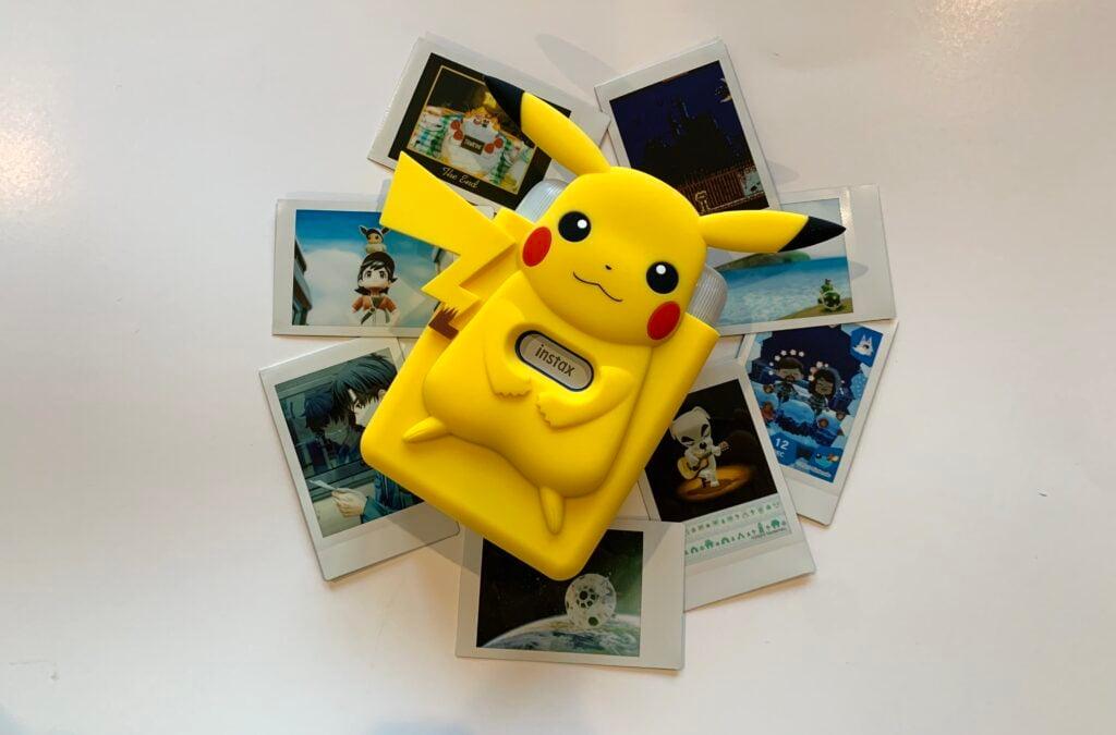 Fujfilm Instax Mini Link Nintendo Switch