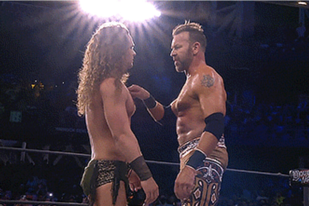 AEW Battle Royale Double Or Nothing Jungle Boy