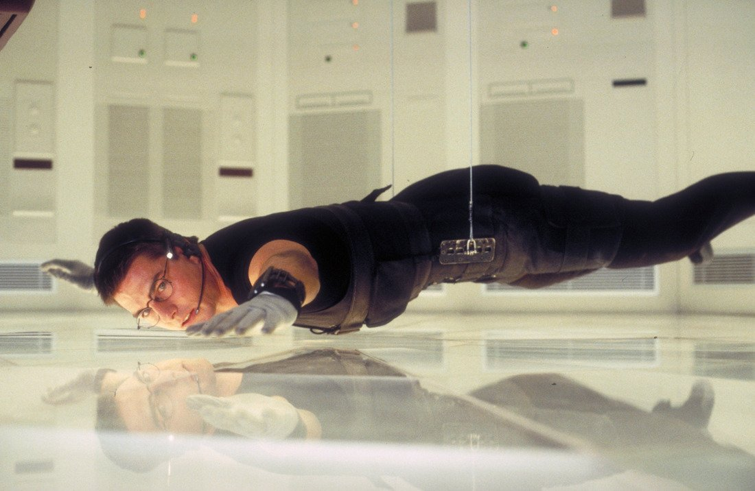 Mission Impossible 1996 Review