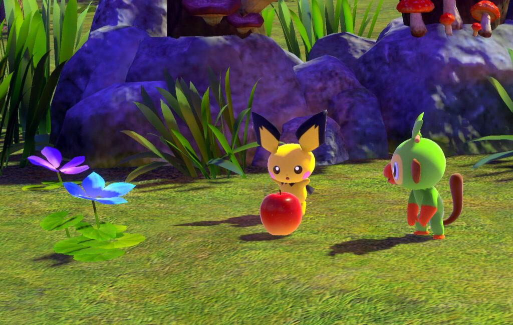 New Pokémon Snap Bandai Namco