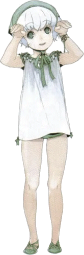 Nier Young Yonah - image courtesy of Nier Wiki