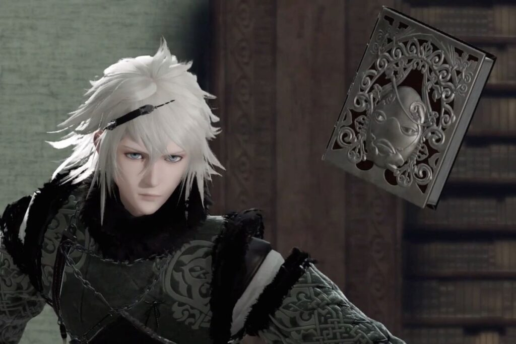 Nier and Weiss - image courtesy of Polygon