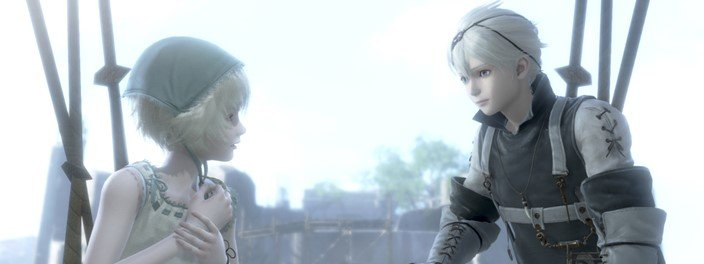 Nier and Yonah - image courtesy of Somag News