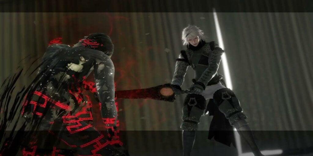 Nier kills Shadowlord - image courtesy of GameRant