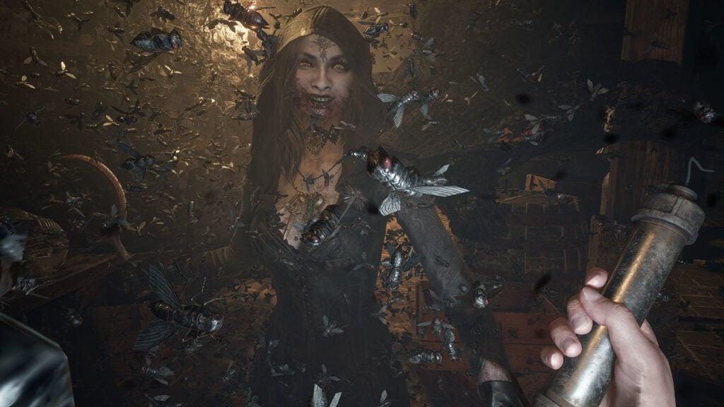 Resident Evil Village Bosses: Cassandra Dimitrescu