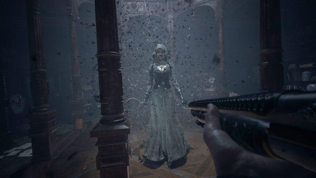 Resident Evil Village Bosses: Daniela Dimitrescu