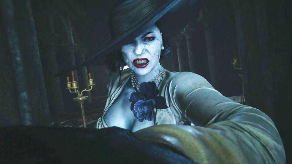 Resident Evil Village Bosses: Lady Alcina Dimitrescu