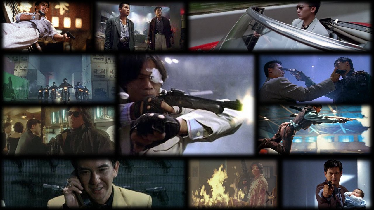 John Woo's Hard Boiled Podcast Review