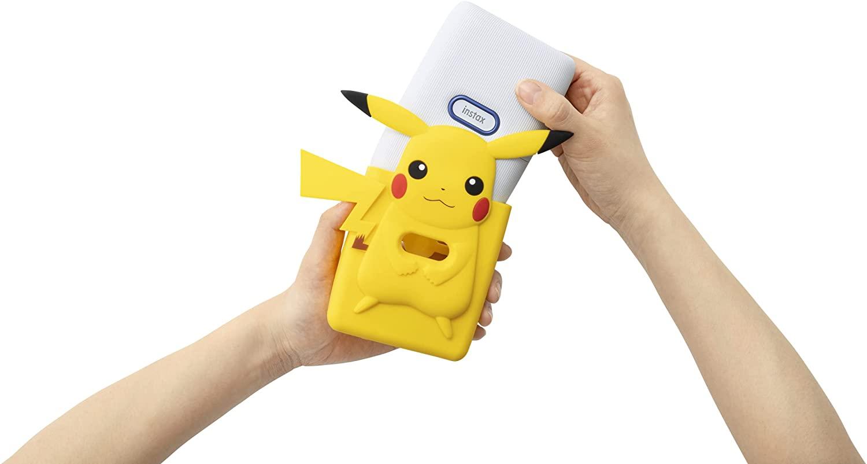 Instax Mini Link Pikachu Special Edition Nintendo Switch Fujifilm