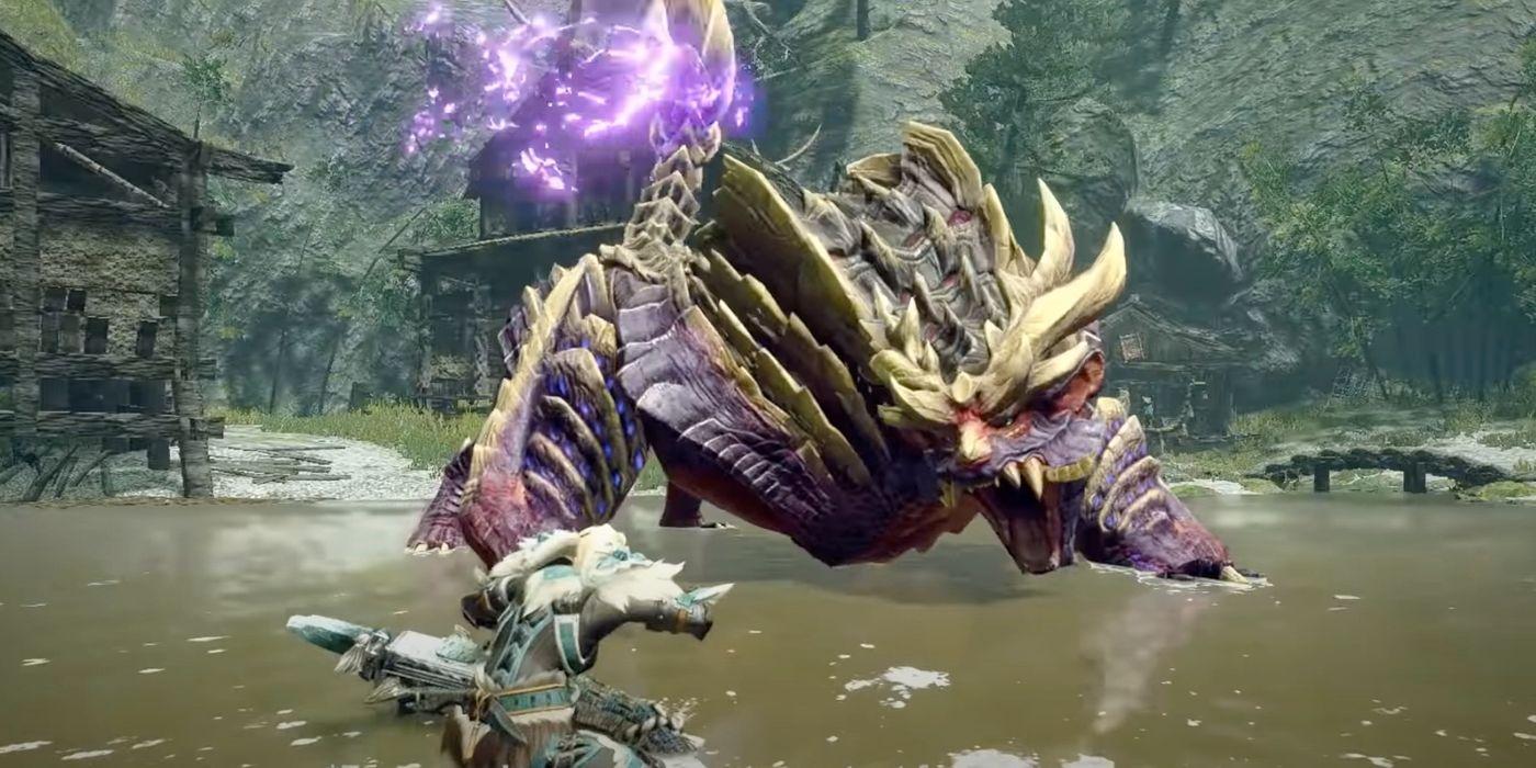 Monster Hunter Rise Monsters