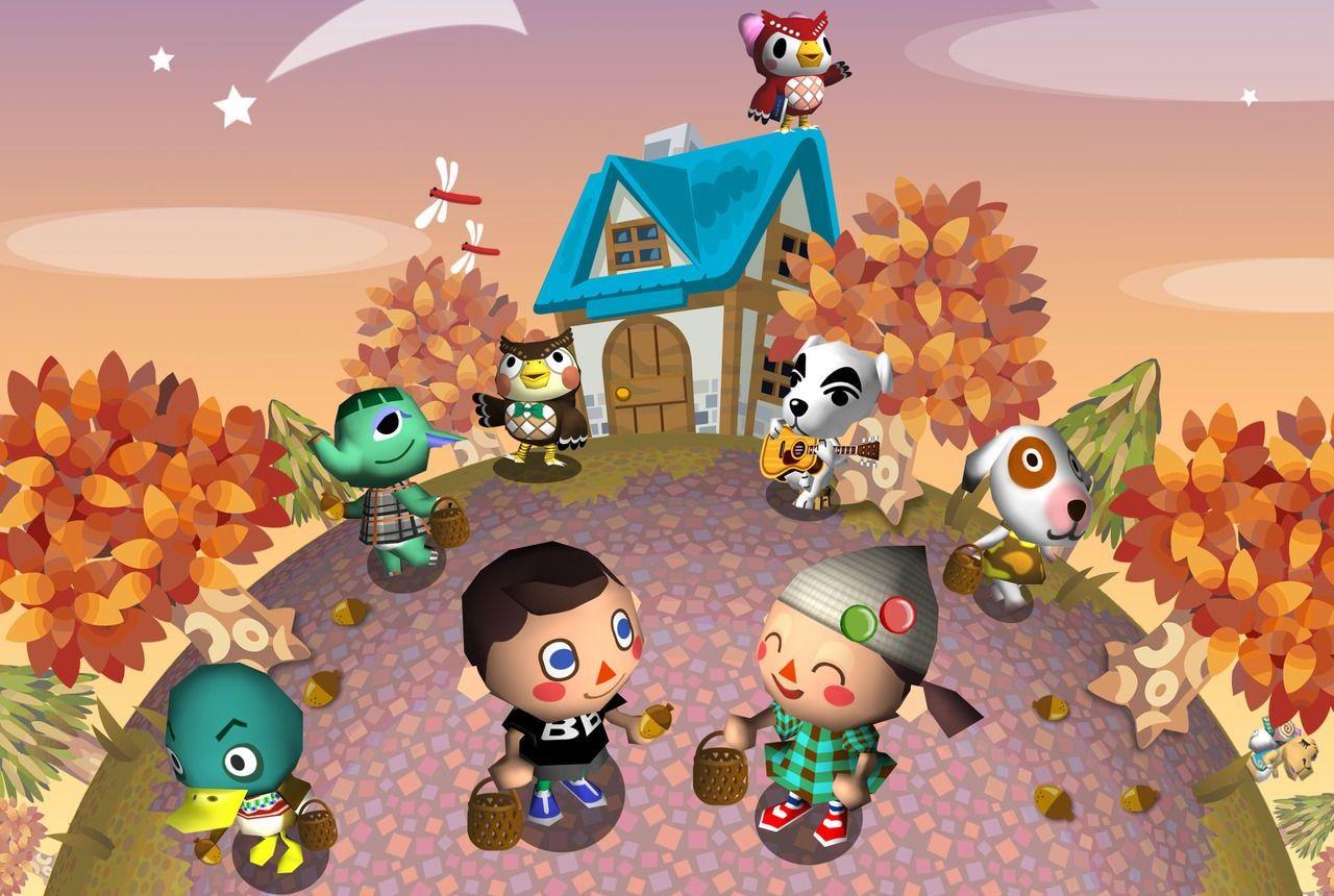 Animal Crossing: Wild World Nintendo DS