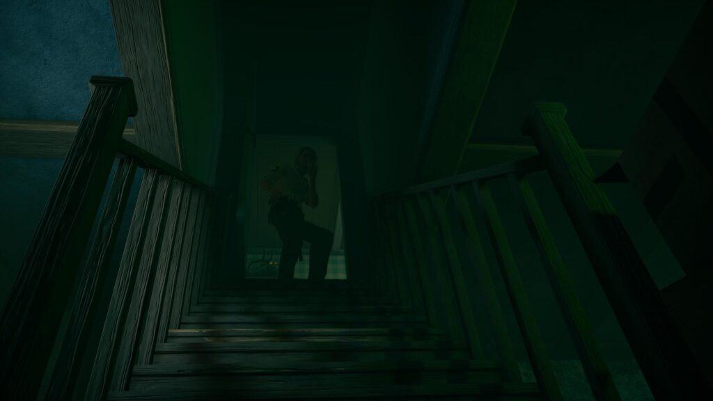 Alfred Hitchcock Vertigo Screenshot