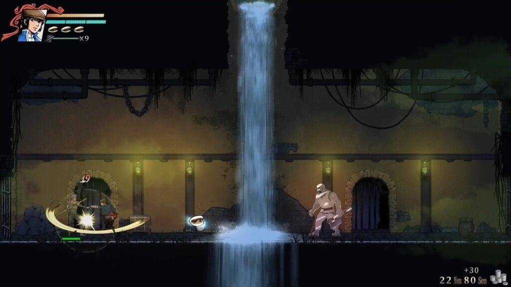 The Legend of Tianding Screenshot