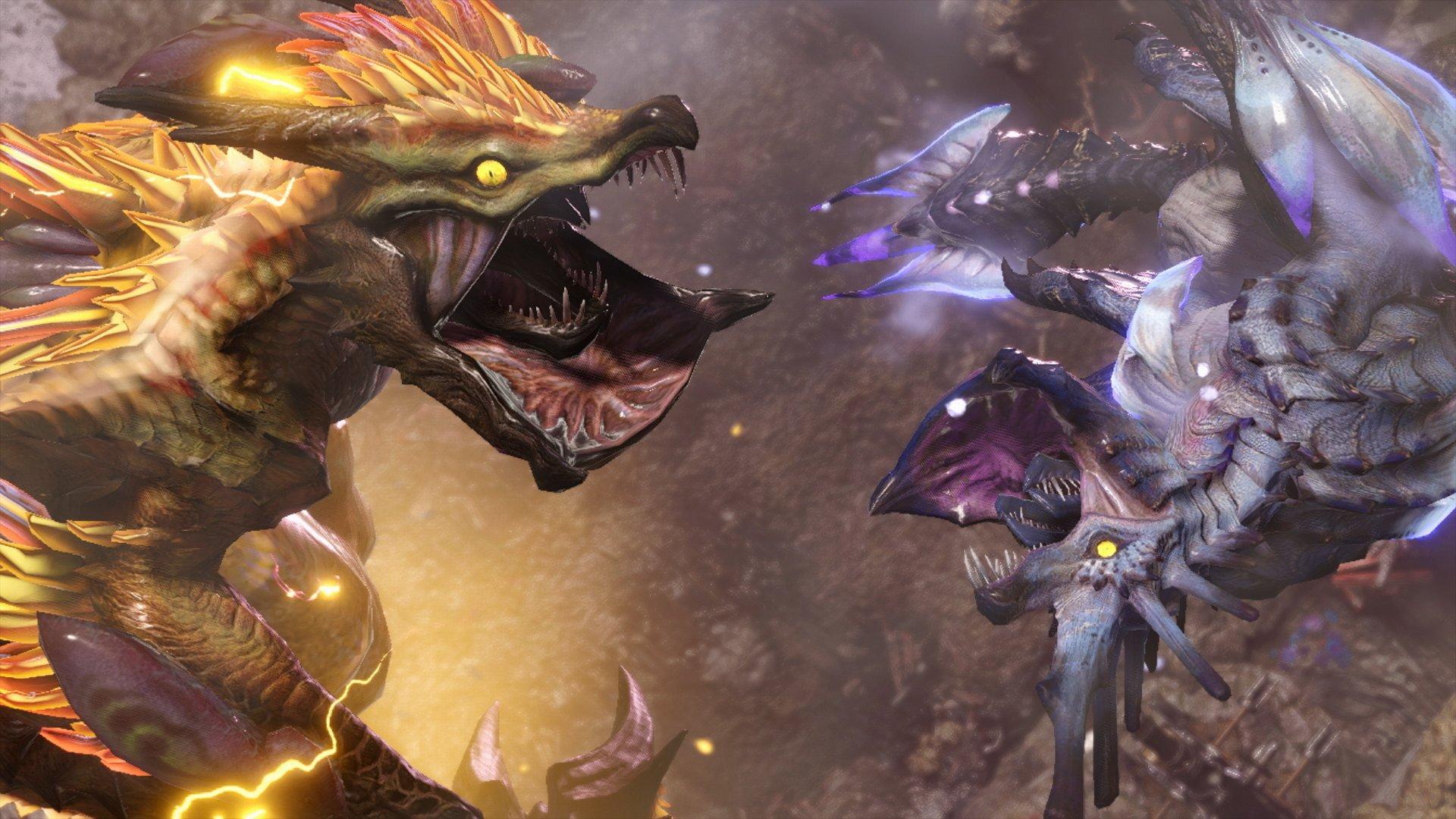 Monster Hunter Rise Ending