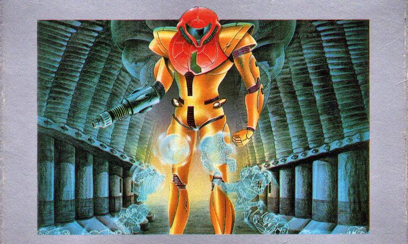 Metroid NES - image courtesy of Metroid Database