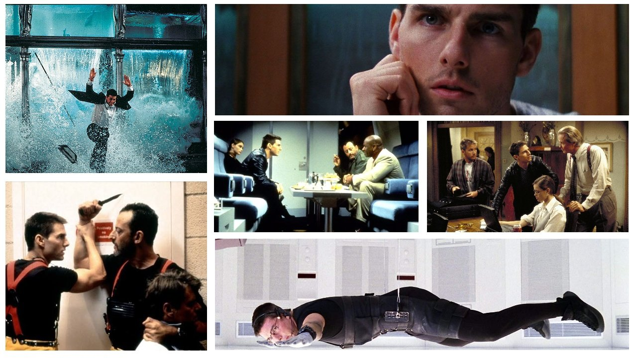 Mission: Impossible 1996 Film