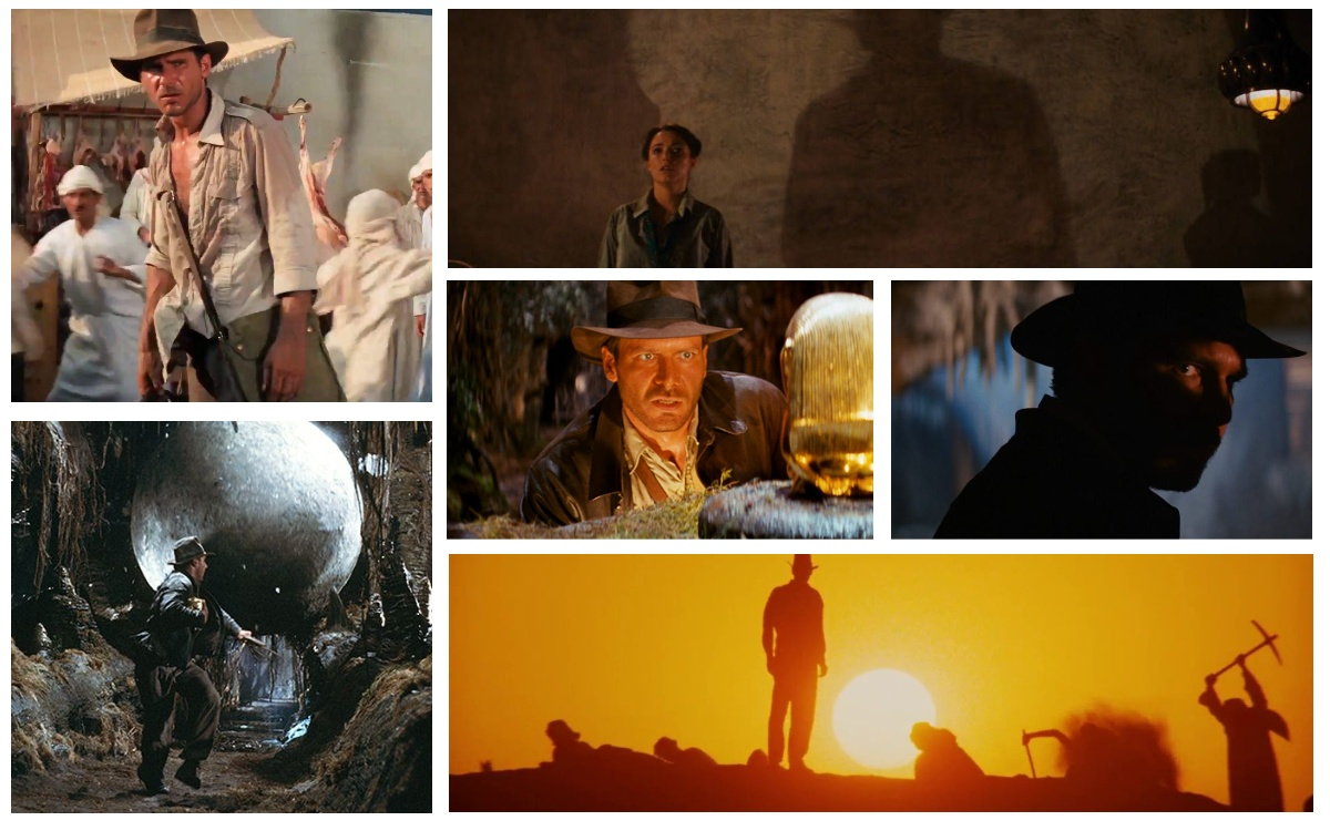 Raiders of the Lost Ark Movie Podcast Review