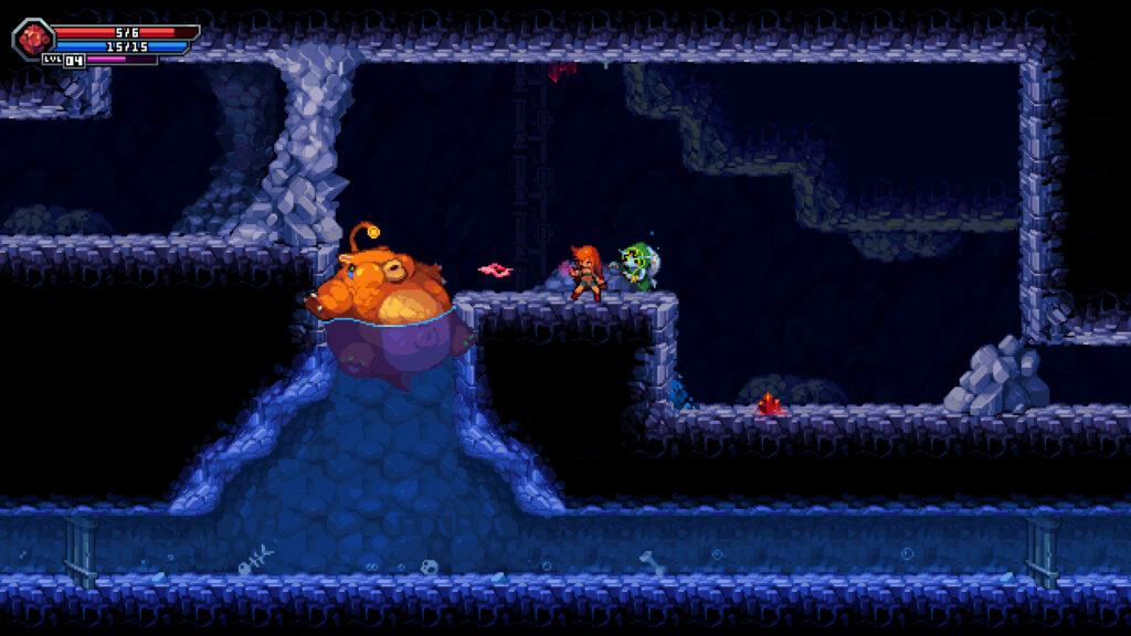 Screenshot of Rubi and The Wayward Mira