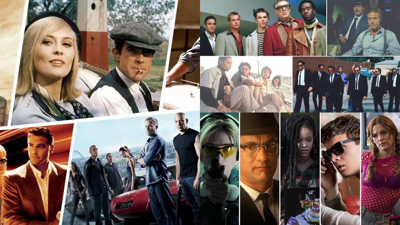 Ten Things Every Great Heist Film Features