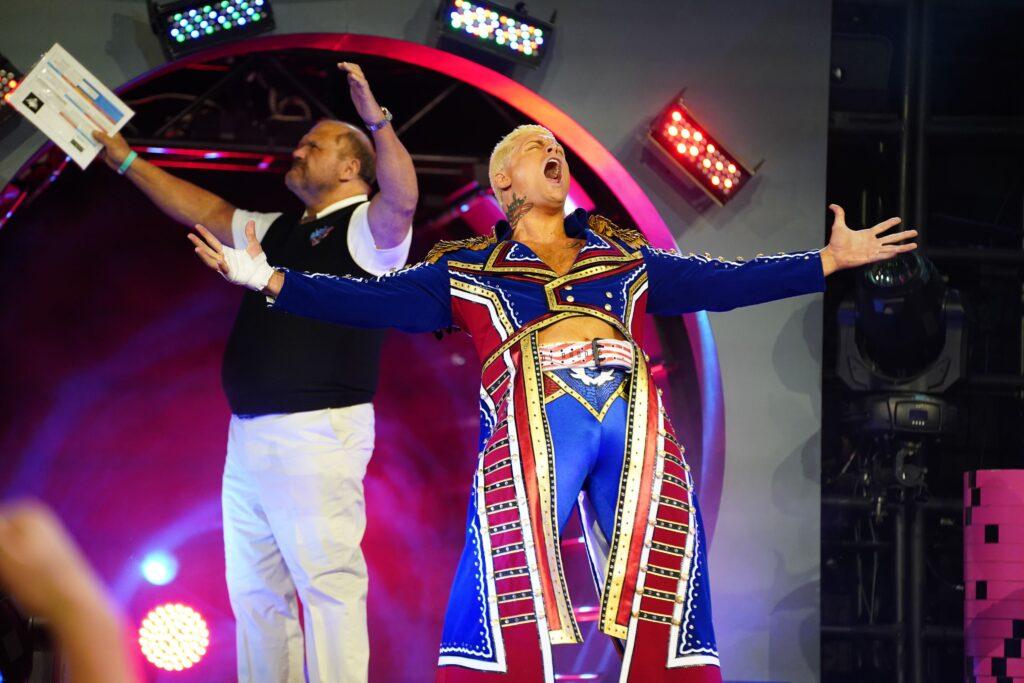 Cody Rhodes AEW Dynamite