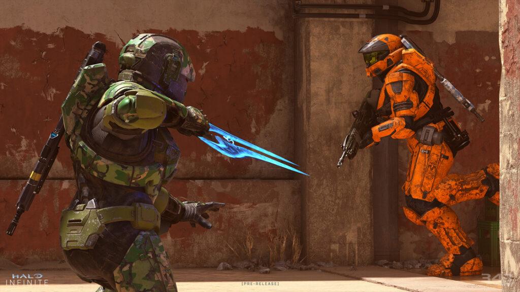 Halo Infinite; Xbox