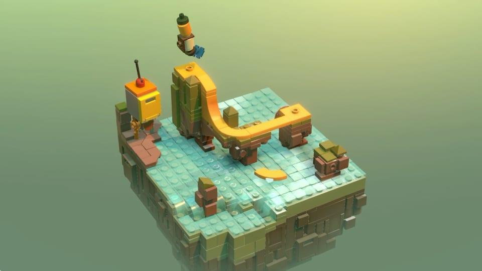 LEGO Builder's Journey Nintendo Switch