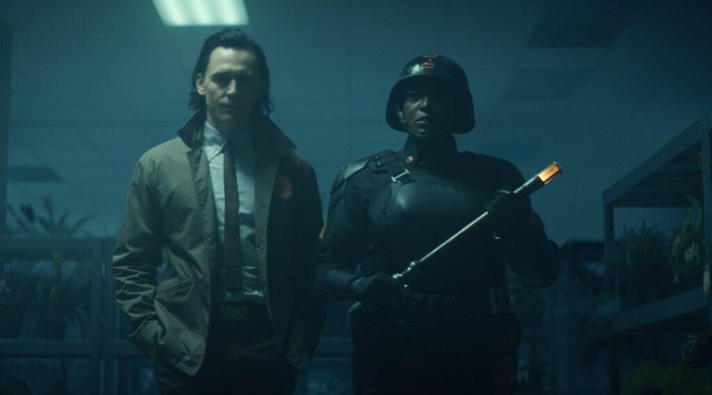 Loki Episode 2 Marvel Studios Disney+